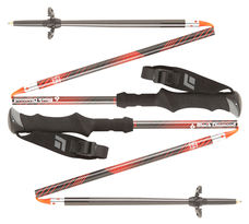 Black Diamond Ultra Mountain CarbnTrekking Poles
